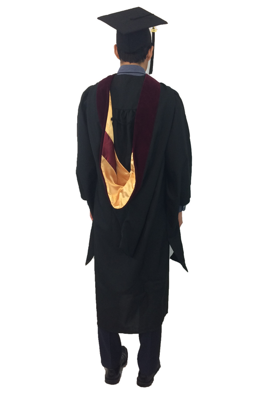 Masters Hood for USC Students – Discount Cap & Gown