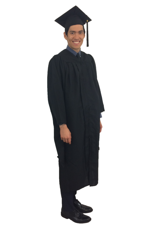 Masters Cap, Gown, and Tassel- Riverside – Discount Cap & Gown