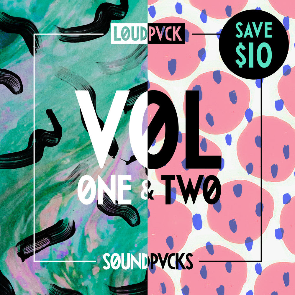 LOUDPVCK VOLUME ONE & TWO