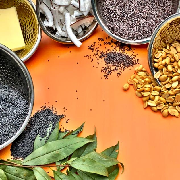 Types of Oils Used in Indian Cuisine