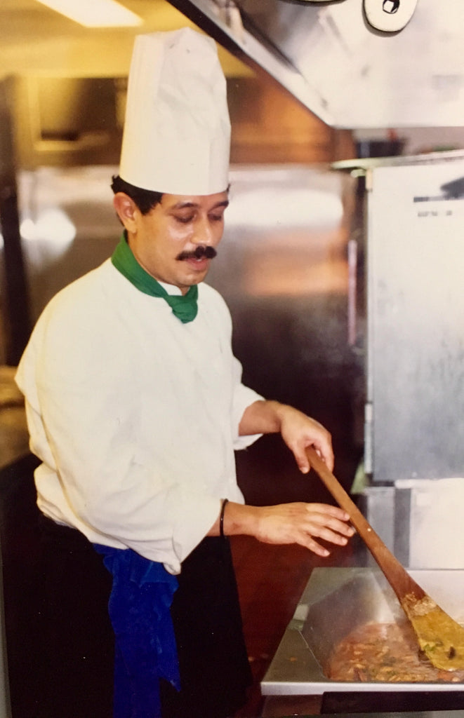 A Reflection on my Father - The Chef
