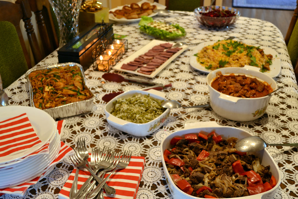 An Indian Banquet for Your Christmas Celebrations