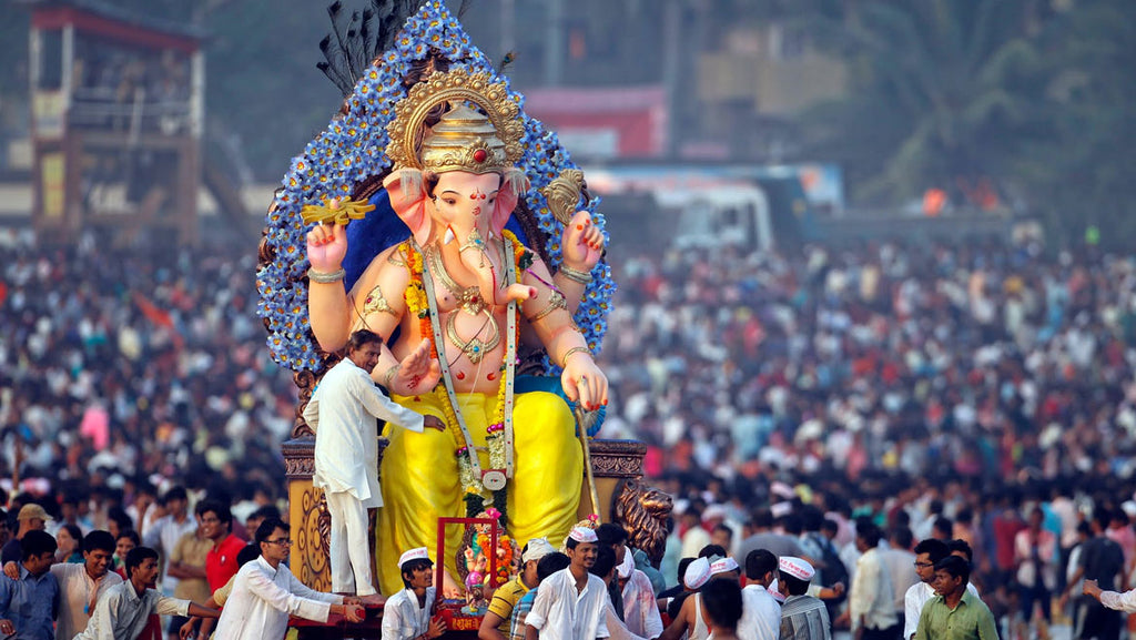 Indian Festivals: Ganesh Chaturthi - The Birthday of The Elephant God