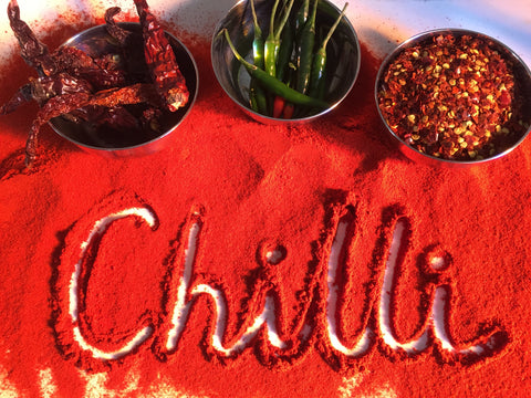 KASHMIRI CHILLI (powder)