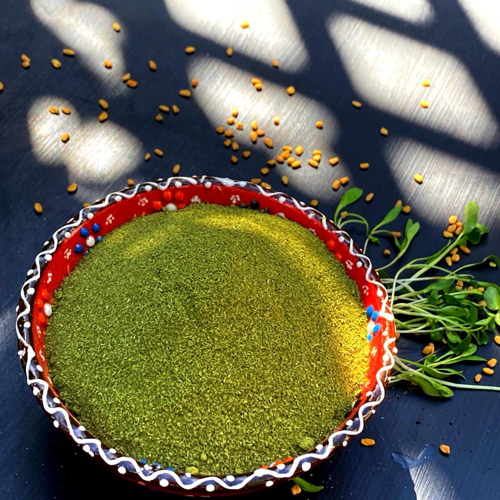 FENUGREEK LEAF POWDER / Kasturi Methi