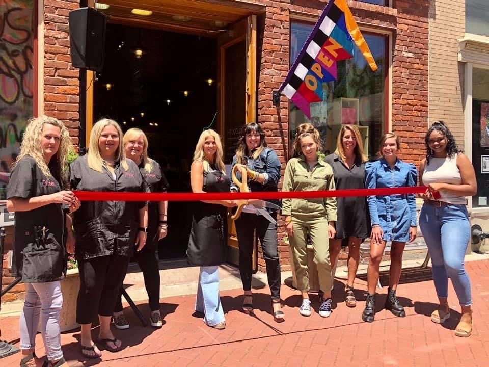 SELCOUTH and PRINK Ribbon Cutting