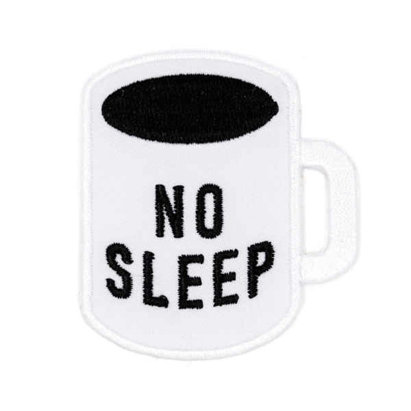 No Sleep Patch