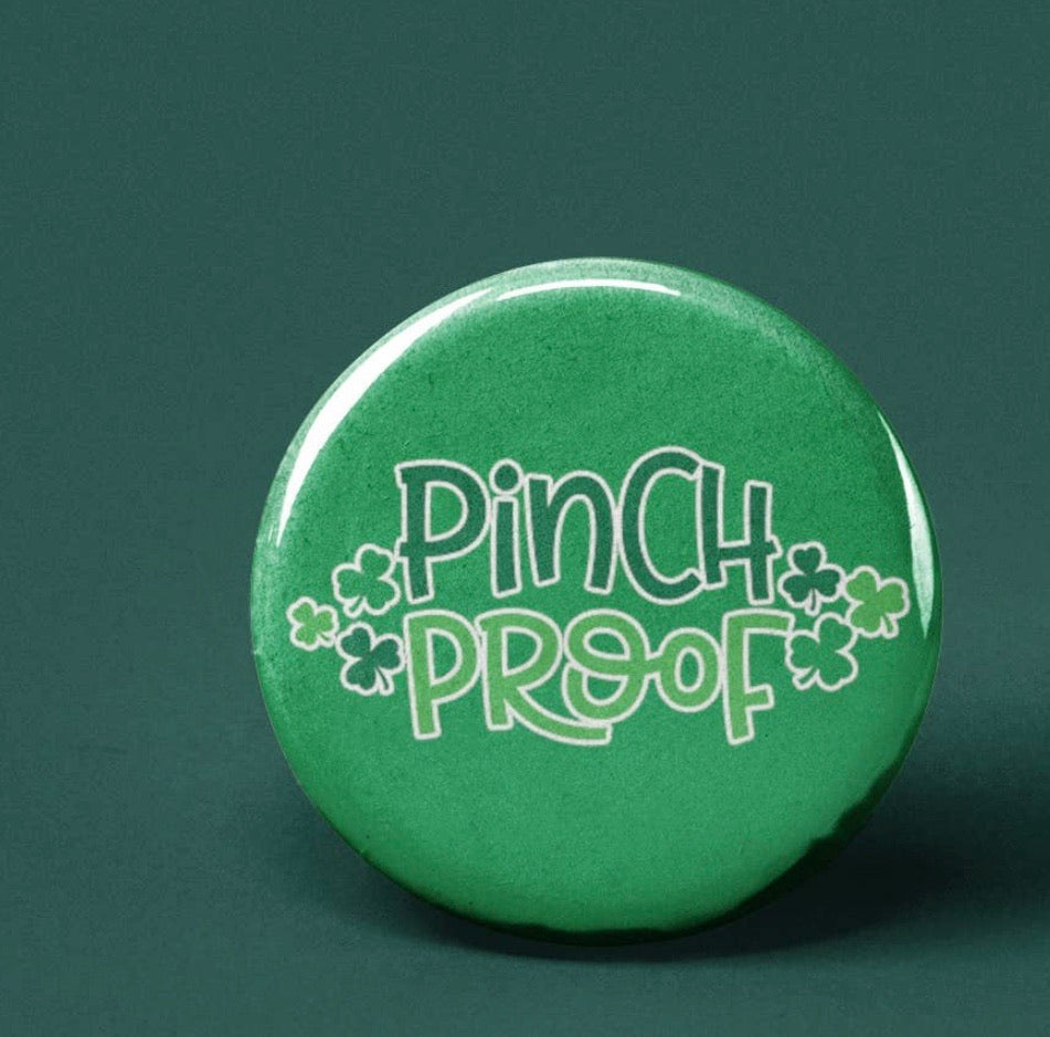 The Pin Pal Club Buttons