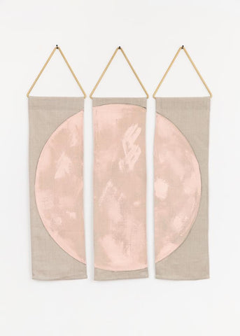 Ciervo Moon Wall Hanging