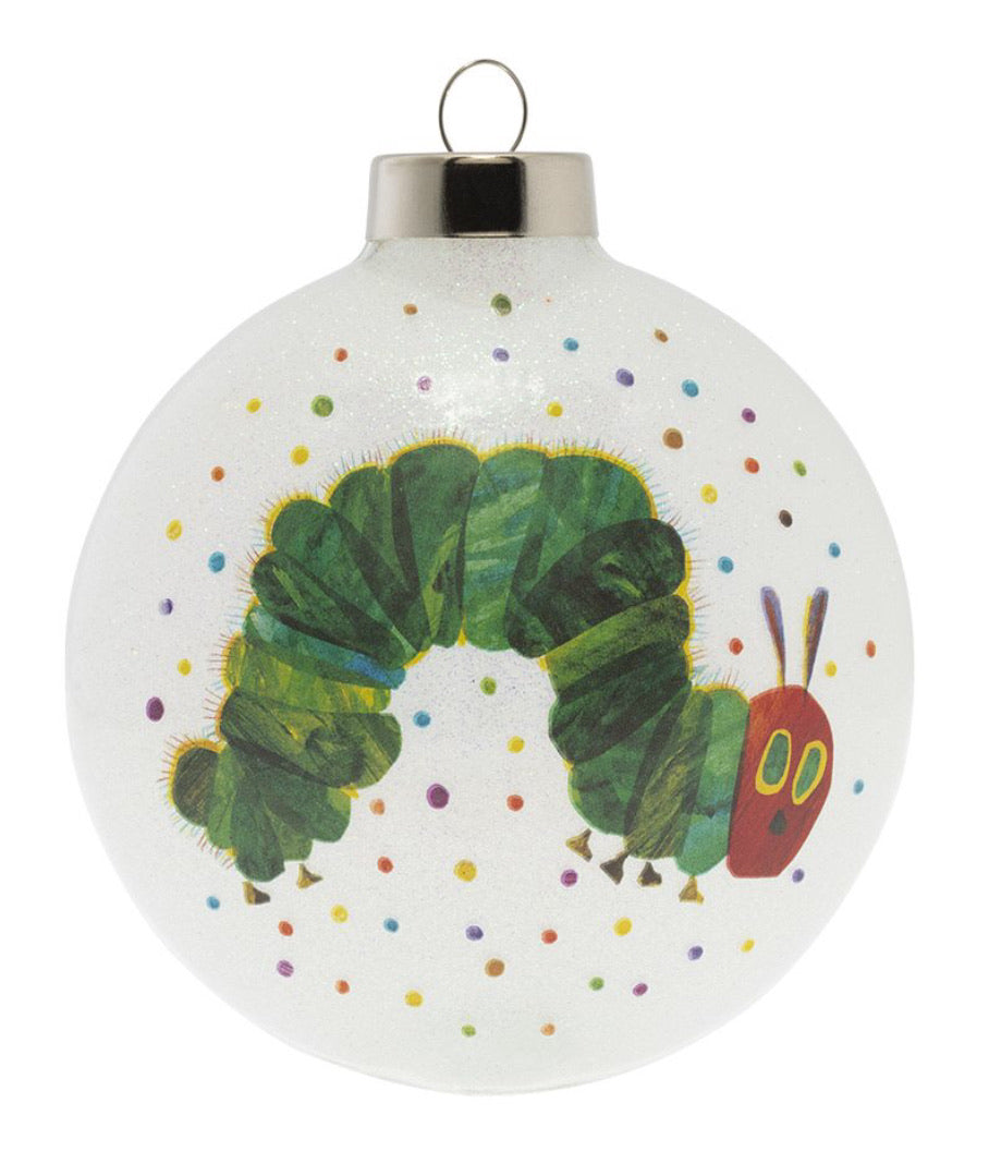 Very Hungry Caterpillar Ornament