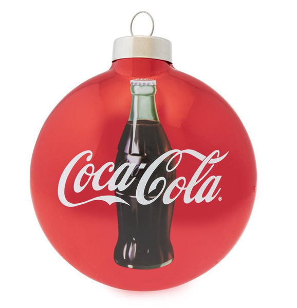Coca-Cola Ornament