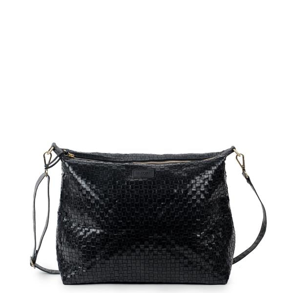 Uashmama Gemma Large Black Bag