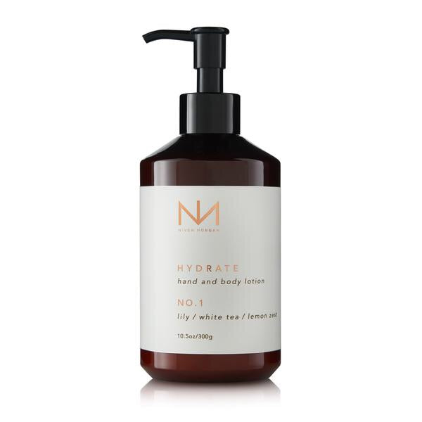 Niven Morgan Lily / White Tea Lotion