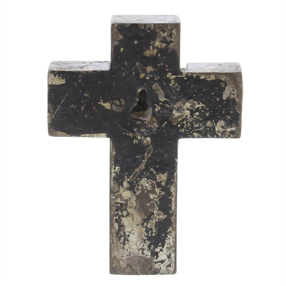 Wooden Painted Cross