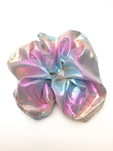 Iridescent Huge Scrunchie