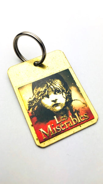 Les Miserables Mini Keychain