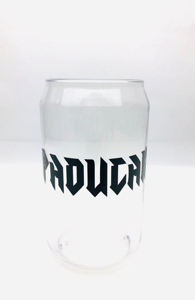Paducah Beer Can Acrylic Glass