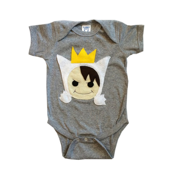 Where the Wild Things Are Onesie
