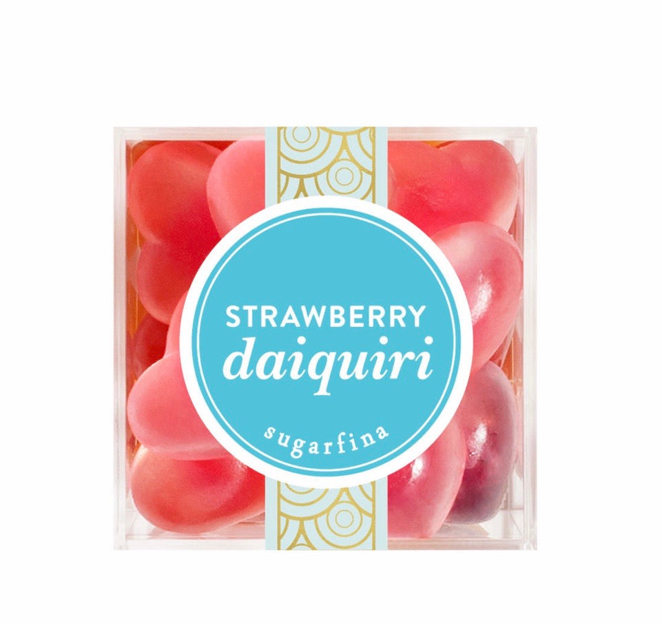 Sugarfina Strawberry Daiquiri Hearts