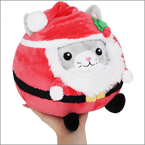 Squishable Undercover Kitty Santa