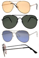 Salute Aviator Sunglasses
