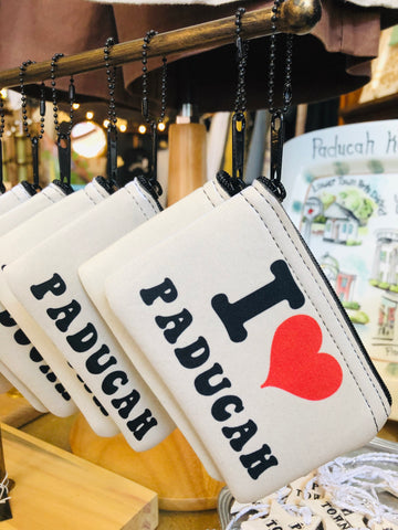 I Heart Paducah Zipper Case