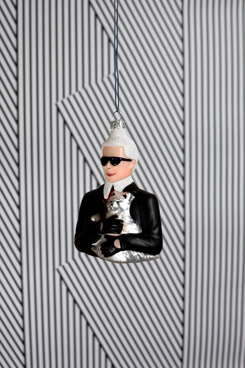 Karl Lagerfeld Ornament