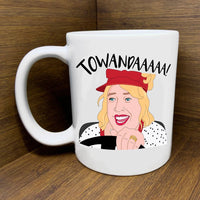 Towanda Fried Green Tomatoes Mug
