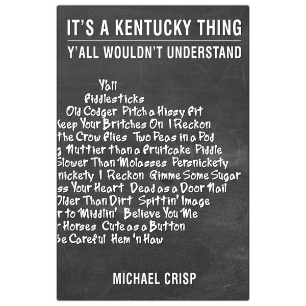 It's a Kentucky Thing Book