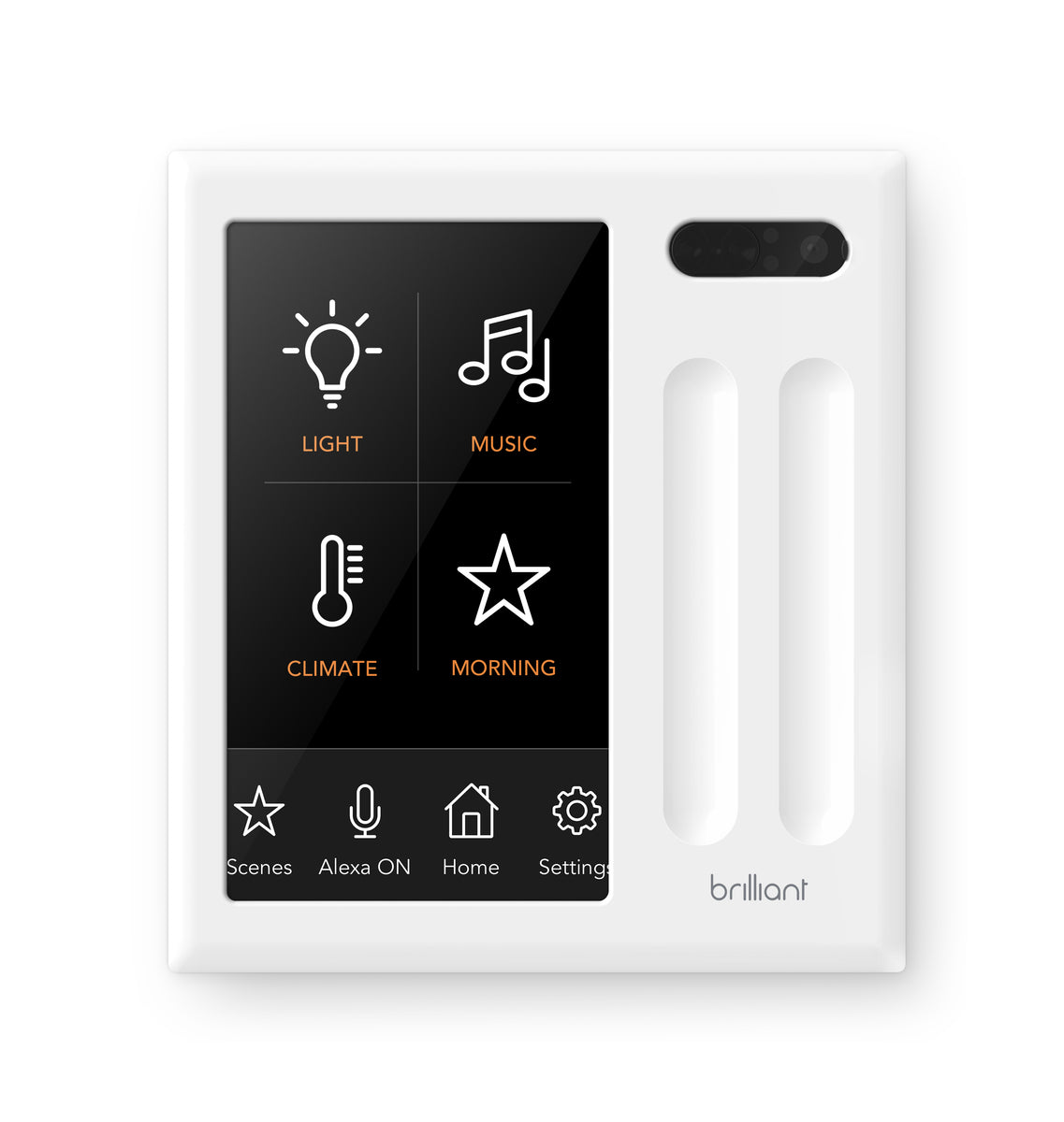 Brilliant: Smart Home Control