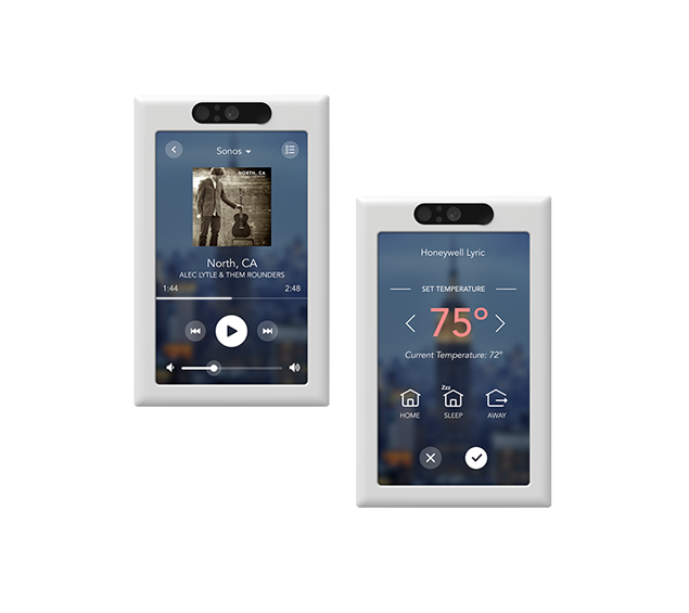ADVANCED SMART HOME CONTROL