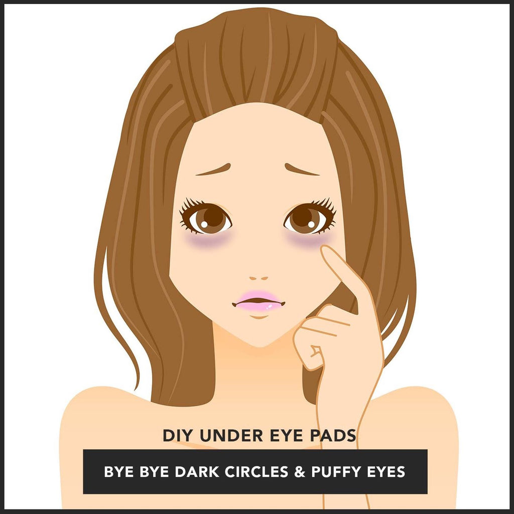 DIY Under Eye Pads