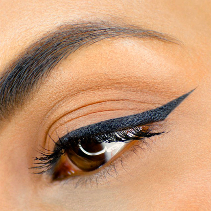 Cleopatra Cat Eye Stamp COMBO/BLACK
