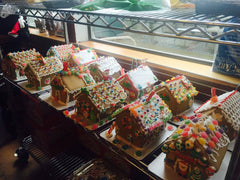 Gingerbread Class at Sweet Mona's Chocolates