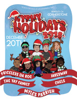 Hyphy Holidays 2018 VIP Ticket
