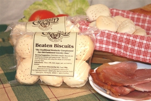 Critchfield's Beaten Biscuits (Shipped)