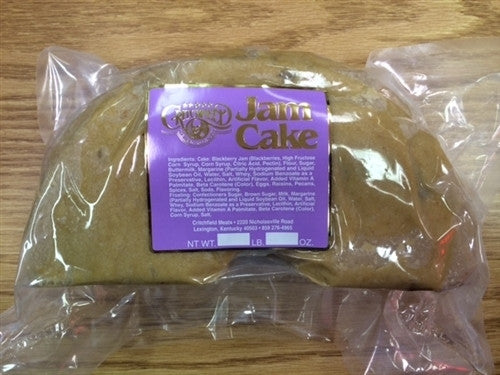 Critchfield's Famous Half Jam Cake (4 lbs)
