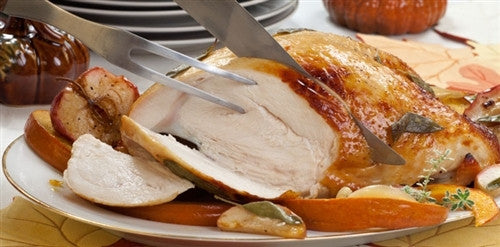 6/7 lb. Bone In Turkey Breast (Cooked) - Pick Up