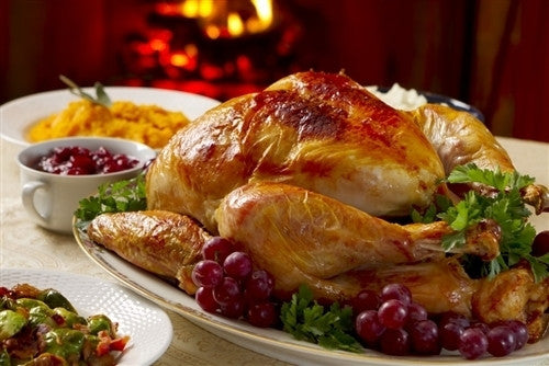 18/20 lb. Whole Turkey (Cooked) - Pick Up