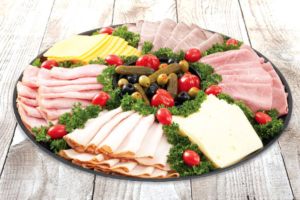 Meat & Cheese Tray (Large) - Pick Up