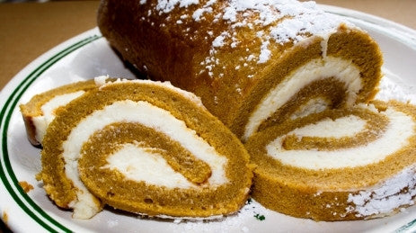 Half Pumpkin Roll - Pick Up