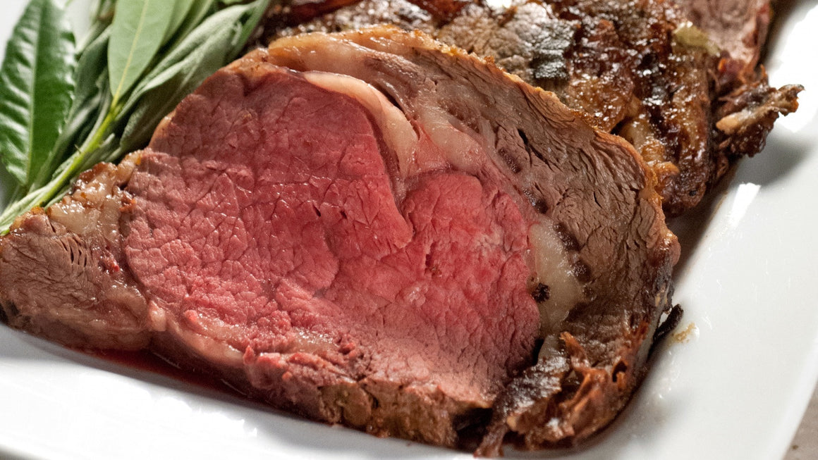 Critchfield's Choice Prime Rib Roast (Bone In) Box