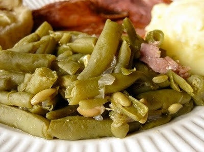 Country Style Green Beans - Pick Up