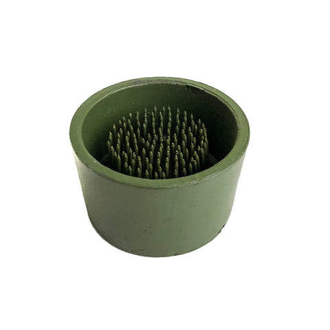 Round Pin Cup Flower Holders
