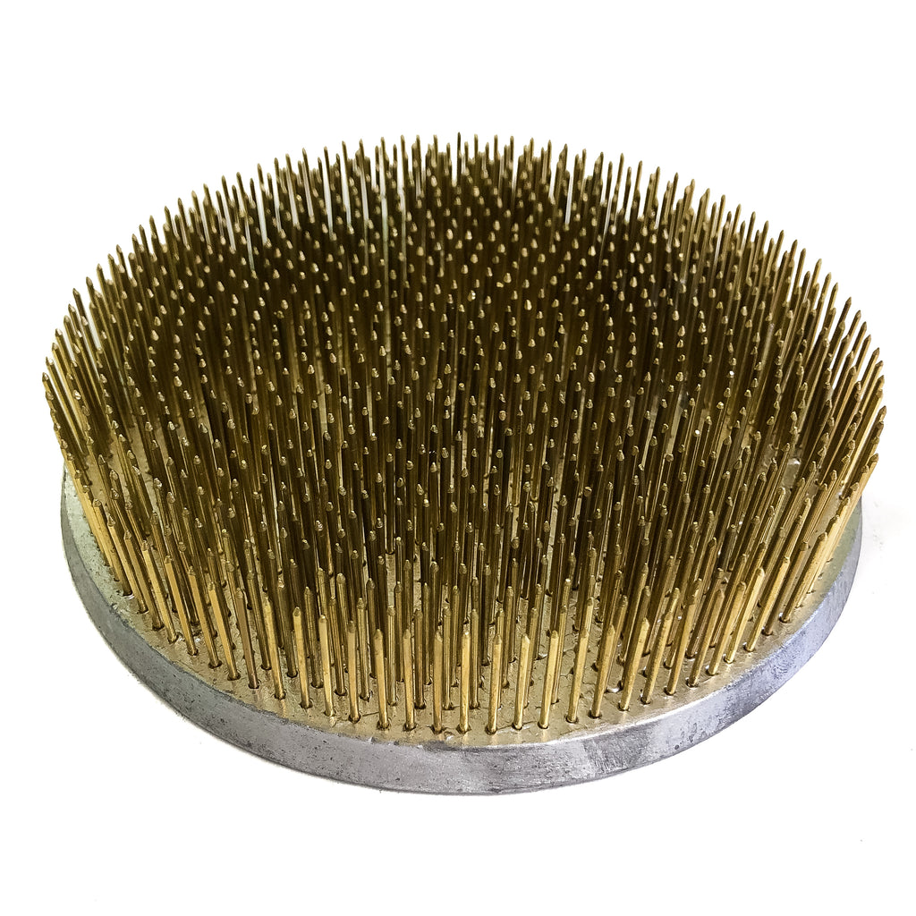 "Limited Edition: 5-1/2"" Round Pin Holder"