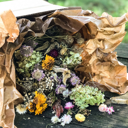 The Dried Flower Crafter's Box