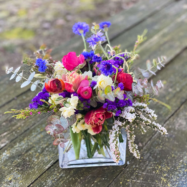 American Grown Flower Arrangement - Local Pickup and Delivery Only