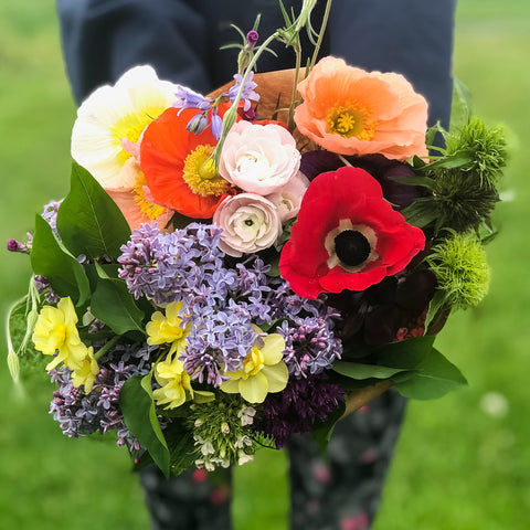 Bouquet Subscriptions - Local Only