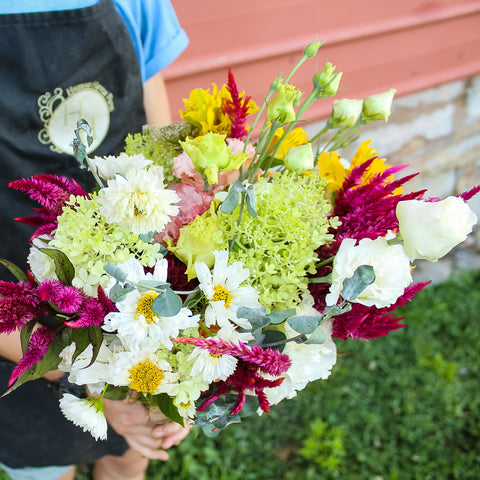 Locals Only Market Bouquet Subscription