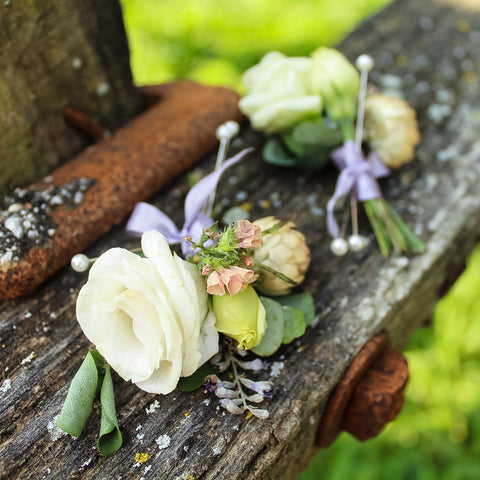 Quick and Pretty Wedding Package - Local Pickup Only